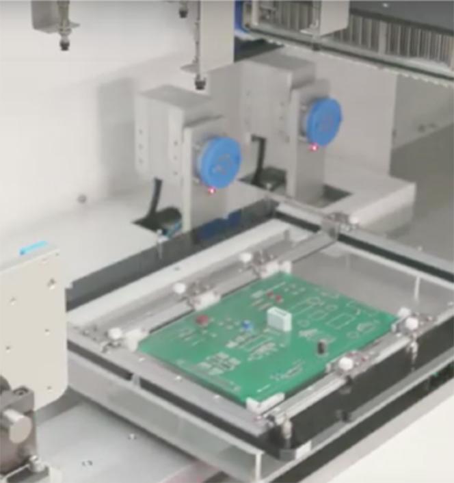 自动焊接流水线