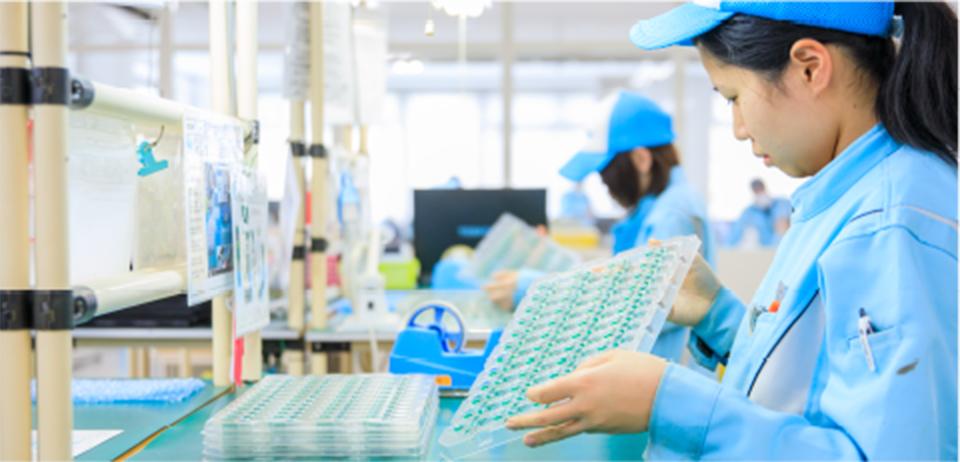 Quality assurance groupInspection/Shipment